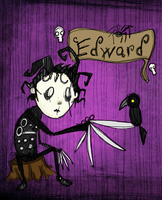 Edward Scissorhands - Don't Starve [CHARACTER MOD] by enginecogs
