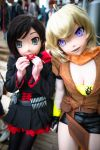 With my sister by doller98-TAKA