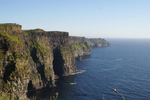 Cliffs of Moher 1 by Collinder