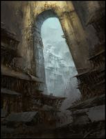 Gateway by ChrisCold