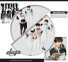 #092 | Pack PNG | Suga | BTS by jellycxt