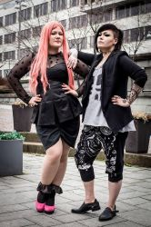 Itori and Uta by Ane-ue