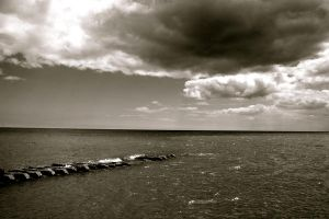 The End of the Docks by fotobug8