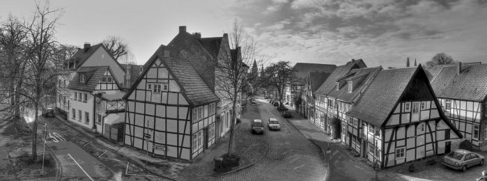 HDR Panorama Soest Germany by taisteng