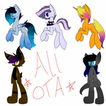 Open OTA Adopts by SpaazleDazzle