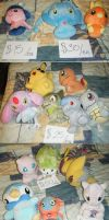 Pokemon Lot 1 - Untagged 1 by SEGAMew