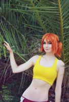 Misty Cosplay by WhiteSpringPro