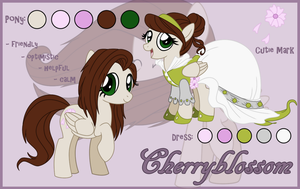 Cherryblossom  Reference-Sheet by RHCP-Cream