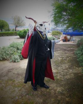 Elias Ainsworth cosplay v. 3.0 by Soulren