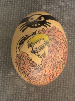 Doflamingo Easteregg by Wulftime