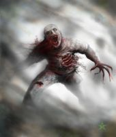 just a ZOMBIE by thejoeb