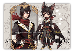 ADOPTABLE AUCTION | RE:ASTRAL |EGIL [CLOSED] by zakili17