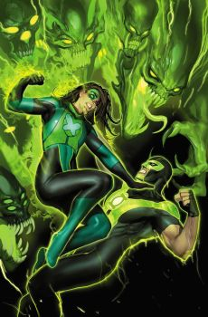 green lanterns 47 cover by nebezial