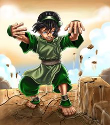 Toph by holyghost13th