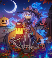 Happy Halloween! by Chibi-Nuffie