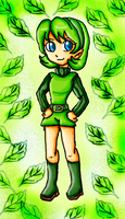 saria by ninpeachlover