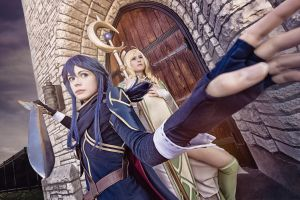 Fire Emblem Awakening: Foreseer by YamaCos