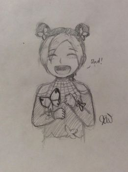 Little Jolyne ~Spoilers(?) in the description~ by Sk4545