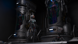 Cryo Cargo Inspection by cwichura