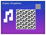 iTunes Pattern by ncrow