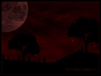 Hatchet Cemetary by Tizette-Creations