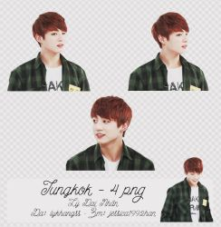 PngPack Jungkok BTS LiNhn by Lykhangss