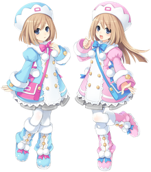 Tickle and/or hypnotize Rom and Ram by thandc