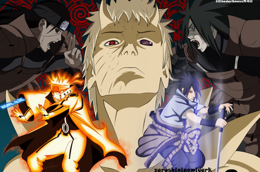 Collab Naruto 652: Sons of War by IITheDarkness94II