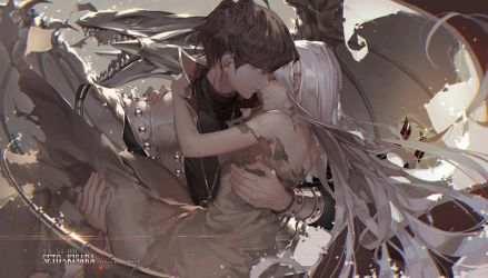 One Last Time by kawacy