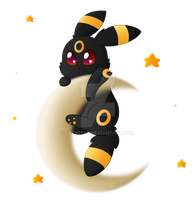 Pokemon: Umbreon~