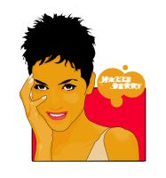 Halle Berry by mojaam