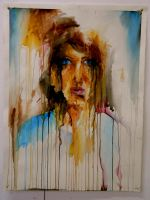watercolour portrait 1 by shes-amplified