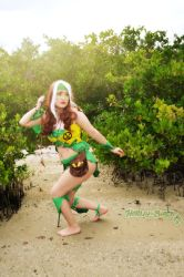 Savage Land Rogue: Never Give Up by HarleyTheSirenxoxo