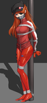 My Commission: Asuka Langley Shikinami by gh0st-of-Ronin
