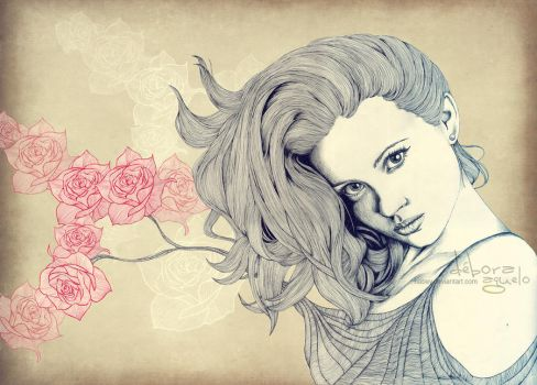 In roses by nabey