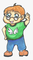 Chibi Mike by MillyT