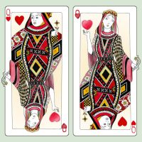 Queen of Hearts by Creationfail