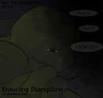 Ensuring Discipline by Hummerhouse by Sherenelle