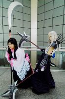 Escape if you can, Oichi... by Meganelover