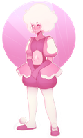 Pink Diamond by TallestDwarfGremlin