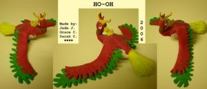 Ho-Oh Collab by Foureyedalien