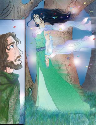 Of Beren and Luthien by DunadanX