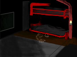 The Red Bed pergatory by Igarax