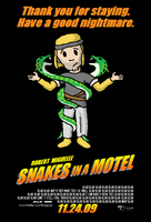 Snakes in a Motel by Draygone