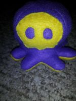 Laker Colors Punisher Octopus by TheJadedRaven