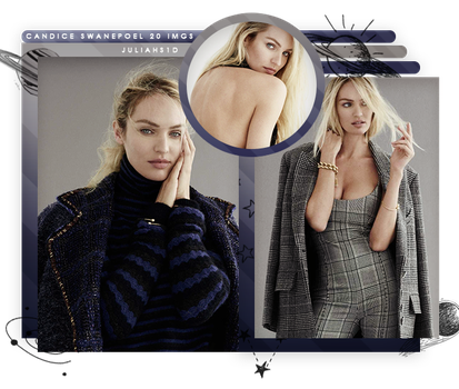 Photopack #1071  Candice Swanepoel  by juliahs1D