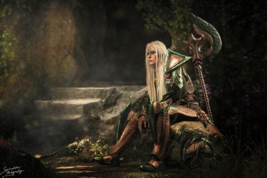 Another Dungeon by KatharsisCosplay