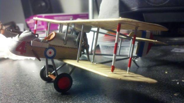 Airco DH2 1/48 scale by ON1-K