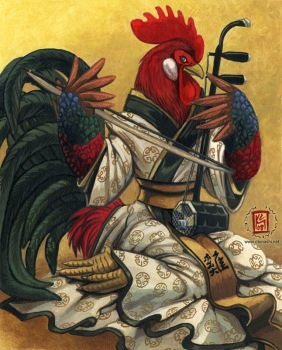 Year of the Rooster by KaceyM