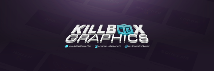 Killbox Graphics Header ID by KillboxGraphics